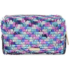 SKINNY DIP Piñata make-up bag (202.420 IDR) ❤ liked on Polyvore featuring beauty products, beauty accessories, bags & cases, cosmetic purse, make up bag, make up purse, toiletry bag and toiletry kits