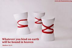Jireh Missions: Bind it up!