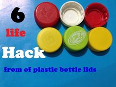 What can be made out of plastic bottle lids - YouTube
