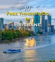 #Top10 #Free #ThingsToDo In #Brisbane -  #FreeThingsToDo #ThingsToDoInBrisbane #VisitBrisbane #Australia