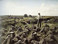 vintage everyday: Ireland in Color Photographs in the 1910s
