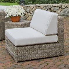 Garden Cottage - Kingsley Bate Sag Harbor Sectional Armless Chair, $1,015.00 (http://www.gardencottage.com/sag-harbor-sectional-armless-chair/)
