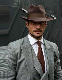 Chapéus Masculinos indicados para cada Tipo de Look - Guia b02e97fa34e