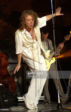 Robert Plant at MSG