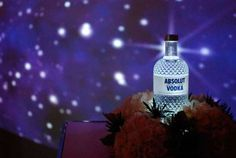 The 'Absolut Glimmer' Launch Party was a Scintillating Success (UPDATE) #drinking #experiences trendhunter.com