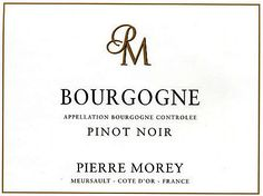 Bourgogne Pinot noir Pierre Morey