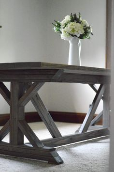 diy farmhouse table diy