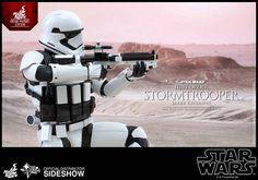Hot Toys Star Wars First Order Stormtrooper (Jakku Exclusive) Stormtrooper Sixth Scale Figure Pre-order  MORE: www.FLYGUY.net  #starwars #sideshow #hottoys #firstorder #jakku #stormtrooper #toys #toystagram #exclusive
