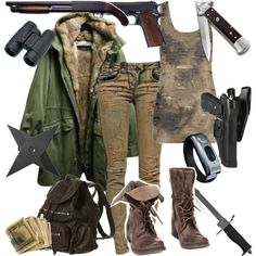 A hunters Closet - Supernatural If I could wear this every day, I would be so very happy
