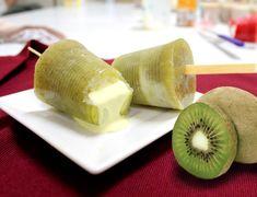 PALETA MEXICANA DE KIWI COM LEITE CONDENSADO (ZERO AÇÚCAR | Diet | Receitas Gshow