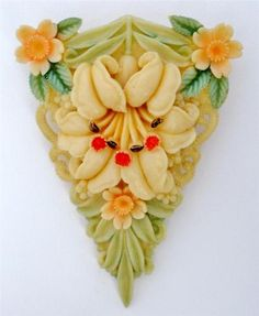 Art Deco Enamel Floral Celluloid Marked Japan Brooch Pin Antique Flower | eBay