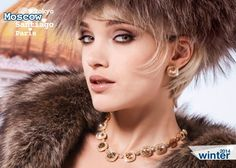 #OliverWeber #Moscow Winter Collection, Moscow, Chokers, Lifestyle, How To Wear, Fashion, Gold, Crystals, Moda