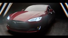 "Fan-Made Commercial Shows ""Nikola Tesla"" Exploring Tesla Model S"