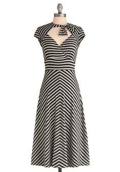 Sweet on Stripes Dress