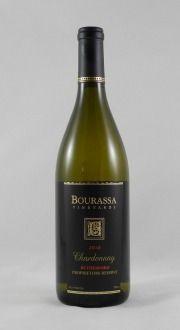 Bourassa Vineyards 2010 Chardonnay - Rutherford.  Taste the Rutherford Dust!