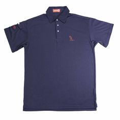 """""""Kind of Blue"""": Your new favorite golf shirt. Hold it up next to the shirt that used to be your favorite. Enough said… $32.00  http://yootopeagolf.com/shop/signature-polo-kind-of-blue/"""