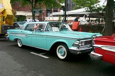 1959 edsel pic | Image: 1959 Ford Edsel 2002 Dream Cruise, size: 720 x 480, type: gif ...