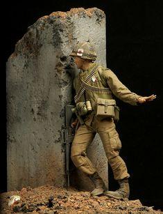 "Cold War (Vietnam) Castlebrimstone's Custom : ""Hunting For Charlie"""