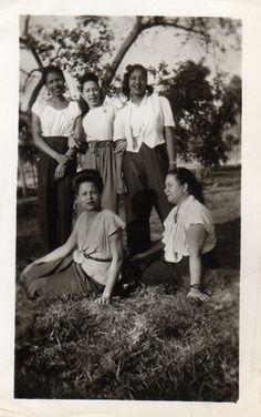 vintage photo of African American women | eBay