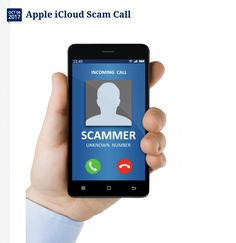 Another phone scam, this time directed towards iPhone users: https://blog.mass.gov/consumer/massconsumer/apple-icloud-scam-call/