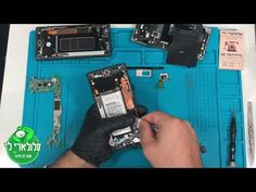Galaxy Note 9 Screen Replacement - איך מחליפים מסך לסמסונג גלקסי נוט 9 ? - YouTube Nintendo Consoles, Games, Gaming, Toys, Game, Spelling