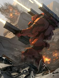 Galaxy Saga Illustrations by Geoffroy Thoorens