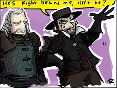 The Witcher 3, doodles 55 by Ayej on DeviantArt