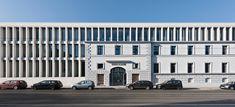 Hierl bauen Paulaner-Verwaltung in München / Brauhaus Reloaded - Architektur und Architekten - News / Meldungen / Nachrichten - BauNetz.de