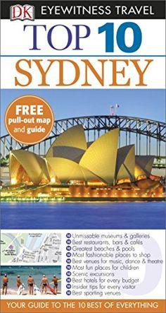 From 2.67:Dk Eyewitness Top 10 Travel Guide: Sydney