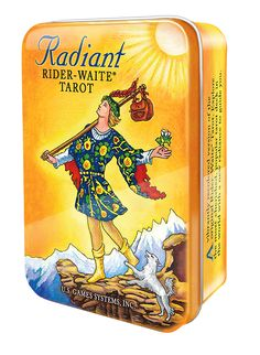 COMING SOON! Radiant Rider-Waite in a Tin