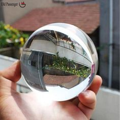 Old Passenger _ Christmas hot selling new arrival promotional  Asia clear quartz crystal ball magic ball home decoration