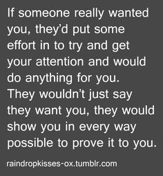 think about that seriously my friends. for yourself, be strong! <3
