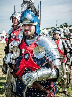 'Battle of Bosworth R111′ courtesy of Stephen Moss/Photosm