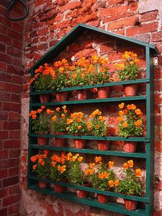 Amazing Wall Outdoor Design Ideas Amazing Wall Outdoor Design Ideas Amazing Wall Outdoor Design IdeasBy Posted on March you need outdoor designs Plant Theatre, Old Window Frames, Garden Wall Art, Walled Garden, Greenhouse Gardening, Garden Shop, Diy Planters, Garden Stones, Hanging Plants