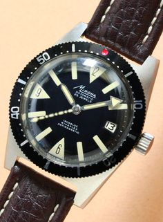 MIRONA Datomatic Diver Cal.AS1700
