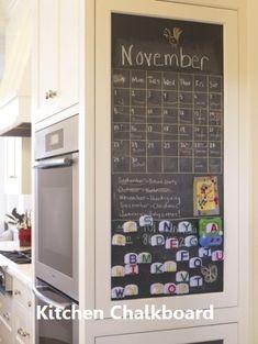 223 best kitchen chalkboard images black dry erase board rh pinterest com