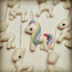 Daniela Pupa @danielapupa #pony #polymercla...Instagram photo | Websta (Webstagram)