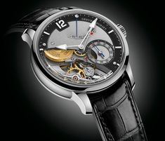Greubel Forsey Différentiel d'Égalité (265,000CHF) - The first day of SIHH is always quite hectic. The arrangement of timepieces being released is like a wave of goodness that, for us horologically-inclined...