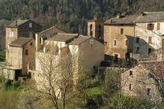 Pie d'Orezza   Castagniccia Mare e Monti : La Corse autrement