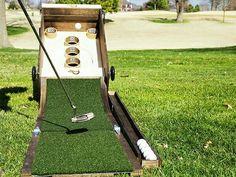 Golf/skeeball?! I'm game.