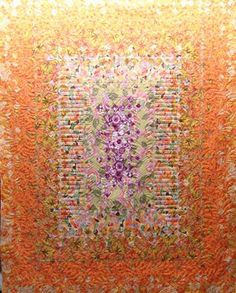 Quilt Vine: Blooming 9-Patch