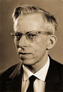Prof. Ing. RTDr. Otto Wichterle - founder of soft contact lenses