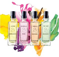 Free L'Occitane La Collection de Grasse fragrance sample -in store.  You'll get a coupon code that you have to present in store to get the sample.
