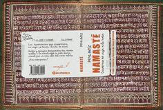 Namasté | Pulgón Diseño  Cuaderno de viaje a la India  Pepa Aoiz