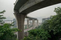 Urban Jungle of Chongqing