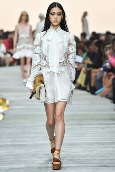 Roberto Cavalli Spring 2015 Ready-to-Wear Fashion Show - So Ra Choi