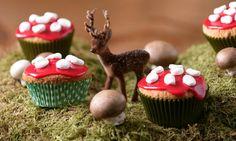 Fliegenpilz-Muffins Sweet Cakes, No Bake Cake, Cake Pops, Food Art, Kids Meals, Sweet Recipes, Cravings, Bakery, Sweets