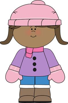 Clip Art Snowgirl 1000+ images about Cli...