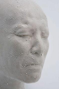kondo takahiro/ porcelain sculpture