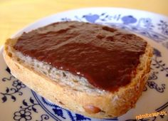 "Čokoládová ""nutela"" z jabĺk Meatloaf, Food, Essen, Meals, Yemek, Eten"